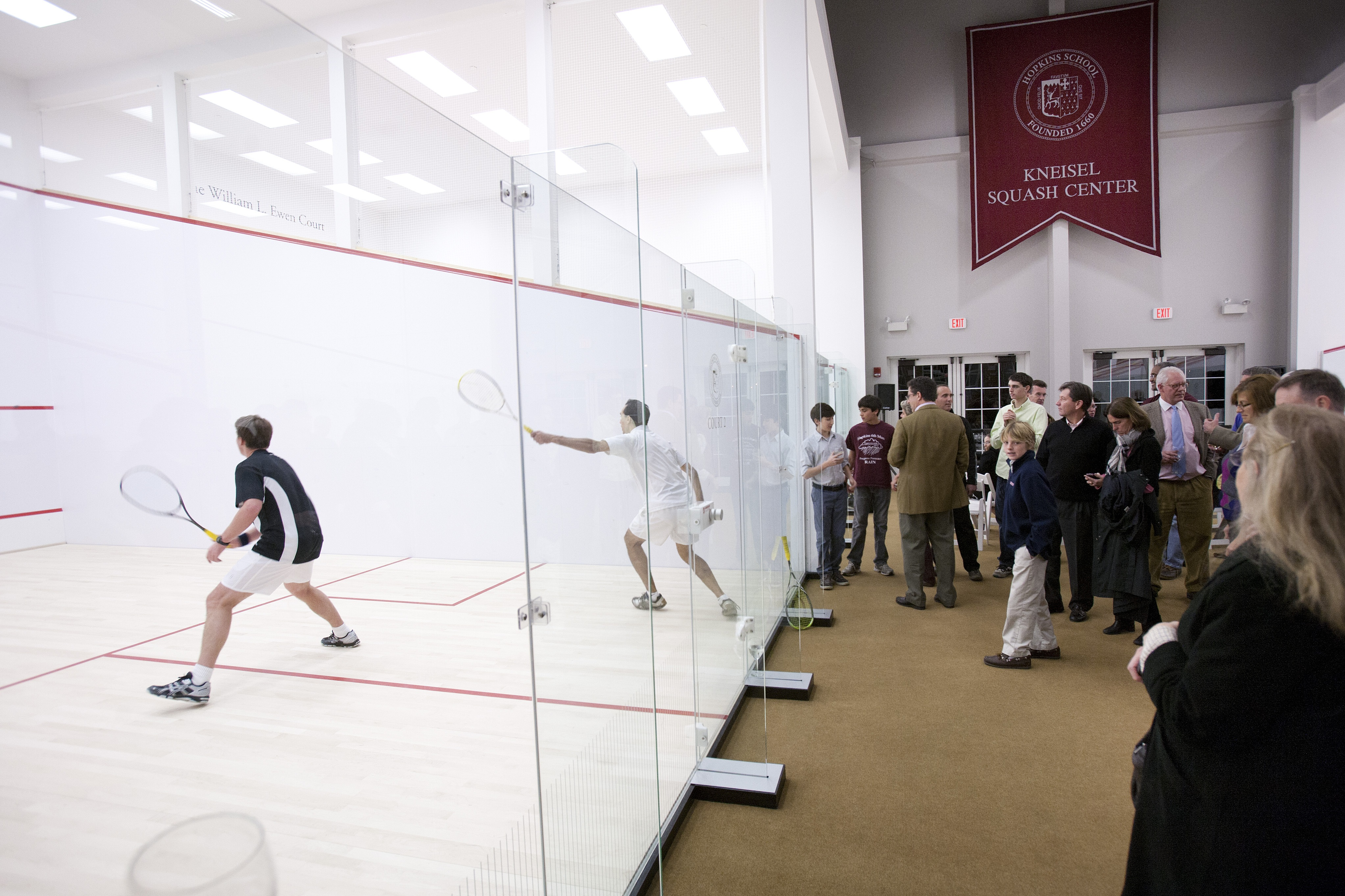Hopkins Squash Courts Image 3