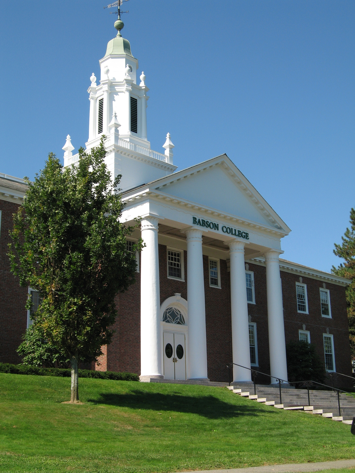 Babson College Tomasso Hall