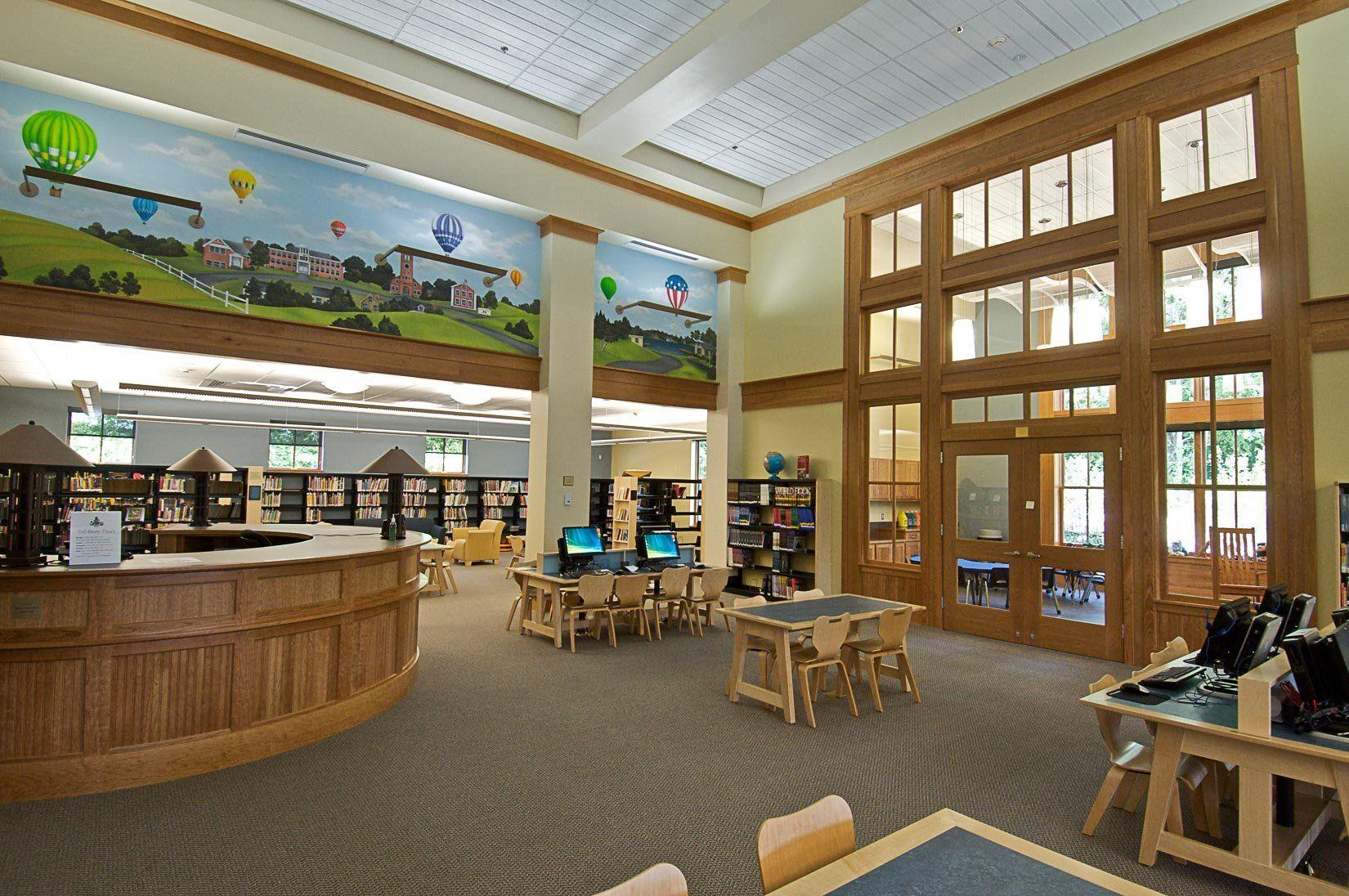 Dudley Pearle Library Image 3