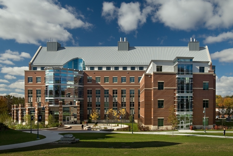 ECSU Science Building Image 2