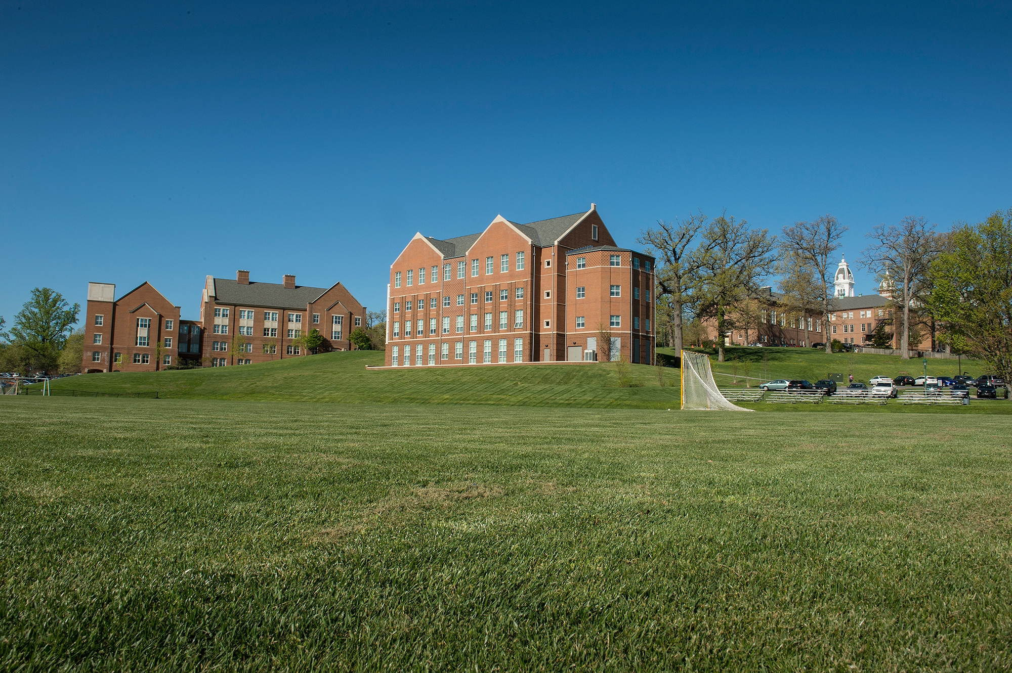 HEADER Notre Dame of MD New Academic Building Image 1