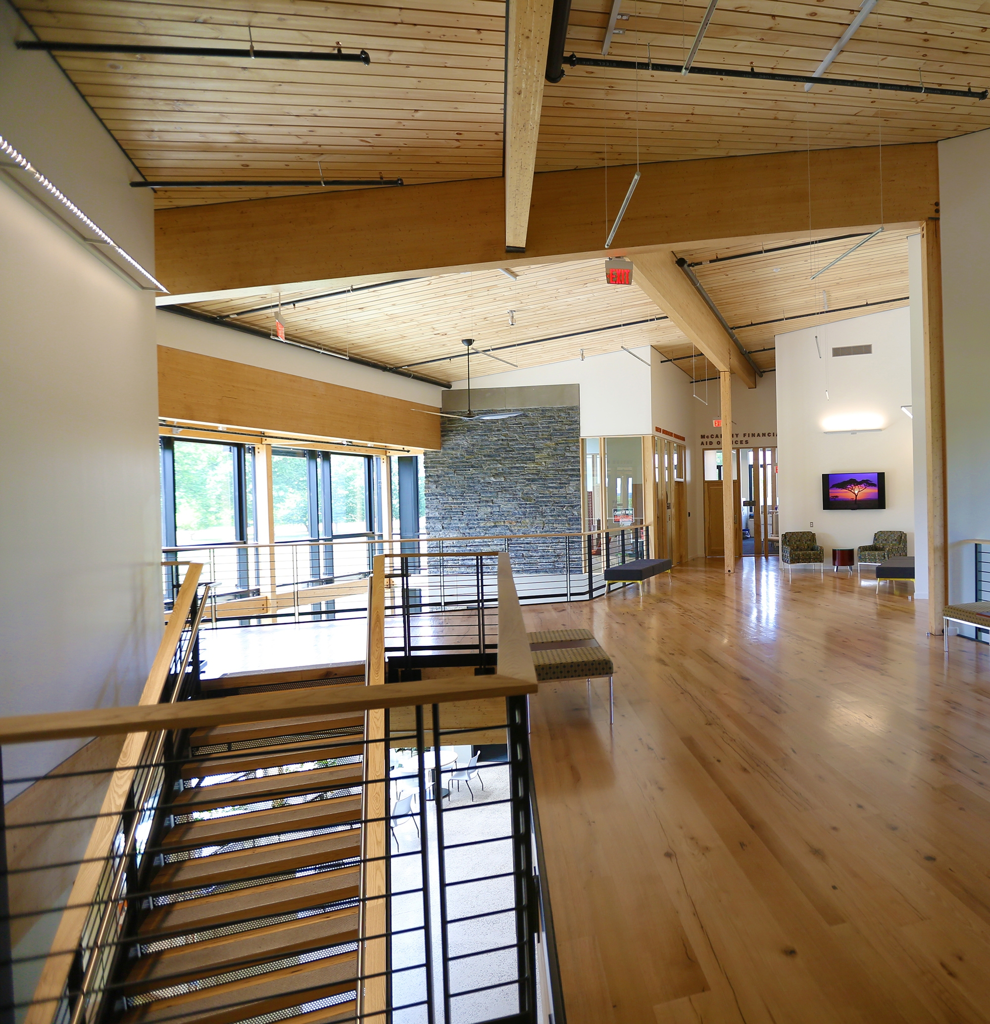 Hampshire College RW Kern Center Image 6